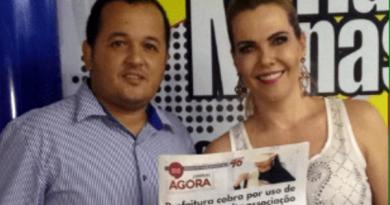 Fernando Gazeta não é mais do Jornal Agora; Se dedicará somente ao seu Blog