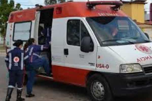 Mulher morre em Divinópolis ao engasgar com bagaço de laranja