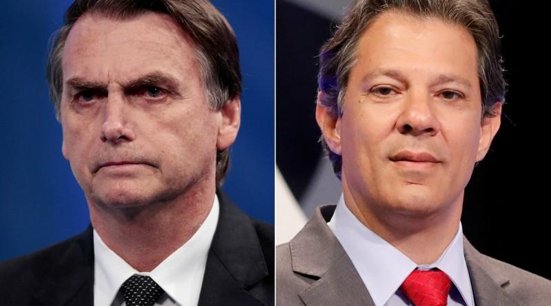 Bolsonaro x Haddad