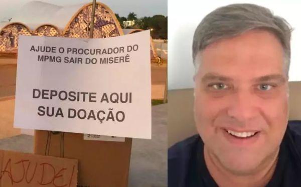 Resultado de imagem para AFASTAMENTO Procurador do salário 'miserê' pede licença-médica do Ministério Público de Minas