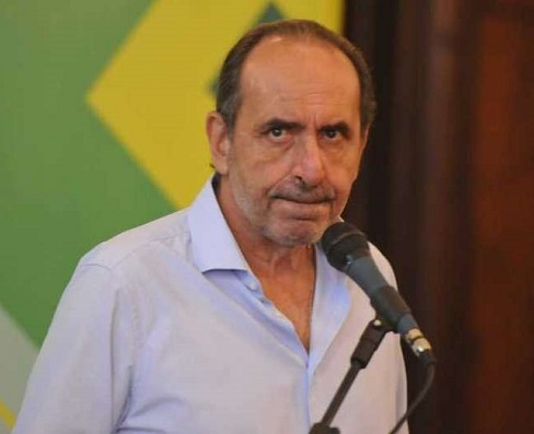 O prefeito de BH, Alexandre Kalil (foto: Alexandre Guzanshe/EM/D.A Press)