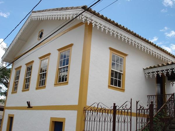 Centro de Memória Municipal Dr. José de Magalhães Pinto/Imagem: Maria Campos