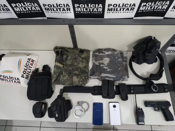 Foto/Divulgação Polícia Militar