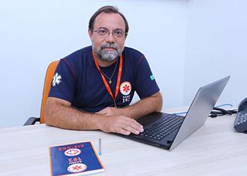 José Márcio Zanardi, Secretário Executivo CIS-URG Oeste